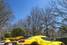 Cars - Koenigsegg supercars