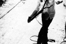 The Clash - Mick Jones