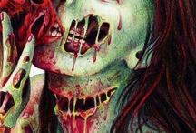 Drop dead art