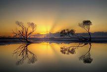 Paisajes hermosos, naturaleza / Imágenes hermosas que conectan con la naturaleza