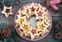 Christmas Baking Collection / Ideas and Recipes for baking during the Christmas Season