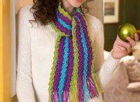 knitting/crochetting