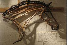 Paard knutsel
