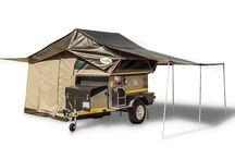 Trailer tents