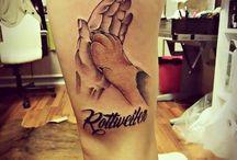 tatoo rotwaillers