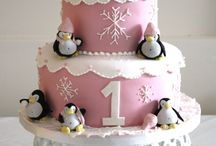 Winter ONEderland/FROZEN Party Ideas / My daughter is turning one on December 9th and I am throwing my first party ever and I want it to be special.  Now that she's older, how about a #FROZEN themed birthday party! :D