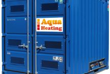 Boiler Hire / Boiler Hire - Short-long terms Boiler Hire - Containerised Boilers to Electric Boilers for Hire
