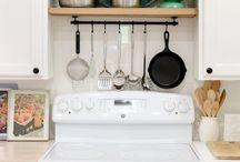 Kitchen & Storage ideas