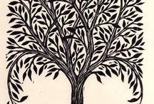 картинки деревья