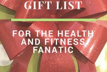 Food and Fitness gifts