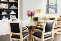 Dining Room Spaces / by Charlie Ravenhill