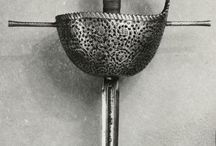 Cup-hilted rapiers (Only historically accurate)