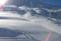 NZ 2K14 winter / skiing nz
