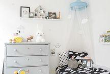 Baby rooms  / Habitaciones para tu bebé con encanto