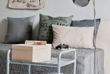 guest room / by Karin Graflund