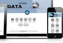 Diseño y desarrollo Web / Proyectos destacados de desarrollo web de gata Estudio