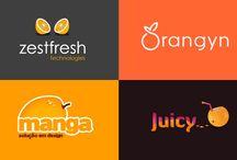 logo, grafika, kolory