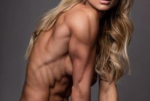 Ripped physiques