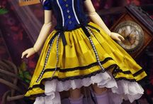 BJD doll outfit