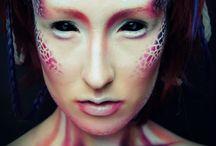 Make up horror