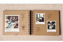 Zápisníčky, cestovní diáře, deníčky....