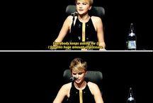 Hunger Games/ Jennifer Lawrence