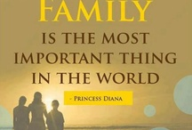 Family Quotes / Home is not a place... is my family. <3 / by Florina Iacob