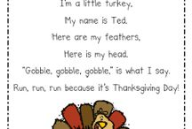 teaching {Thanksgiving songs}