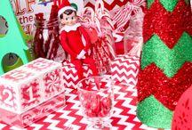 Elf on the Shelf Ideas / Elf on the Shelf