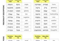 Hebrew learning