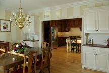 Norman Renovation / Custom designed and remodeled kitchen in Elm Grove, WI.