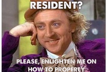 You know you work in property management if...