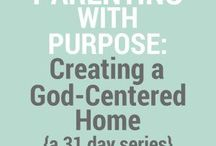 Raising Kids with a Purpose / by Natalie Antcliff