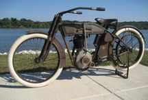 Motorcycles / Magnificent Machines