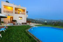 Holiday villas in South Crete