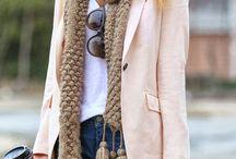 scarf - sciarpe