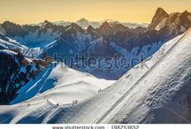 The Alps - Highest Mountain Range in Europe