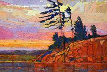 Bob Kebic / Canadian Artist (1951-