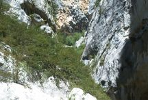 Canyoning Verdon / Inaccessible gorges? No problem – jump, slide, swim and abseil down the beautiful waterfalls and natural pools of Verdon Gorges  http://www.basesportnature.com/Canyoning-Verdon.html