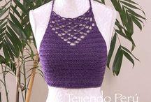 tops a crochet paso a paso