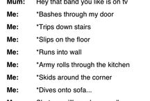 All the fangirl things