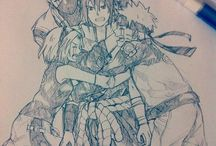 Naruto / Love ..love..love kakashi in this pic!!!