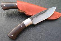Damaskus Knive