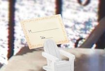 Place Card Holders and Photo Frames / These great picture frame wedding favors double as photo keepsakes for your guests.  An elegant and fun addition to any wedding day!  http://www.favorfavor.com/page/FF/CTGY/PlacecardFrames / by FavorFavor.com
