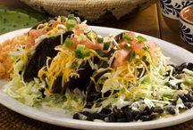 Tacos / Salty Iguana's finest ingredients in soft & crispy tortillas