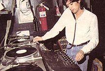 DJs through the decades