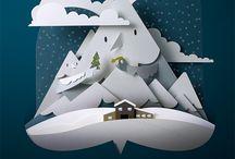 papercuts inspiration