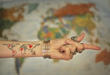 tattoos / by DANIELLE HARRIS