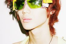 Taemin / SHINee member , leader dancer Lee Taemin