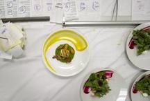 artful food plating